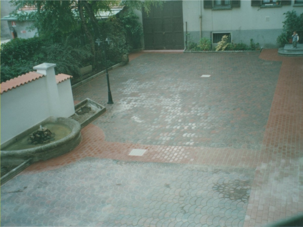 Pavimenti autobloccanti simipav for Pavimento in autobloccanti