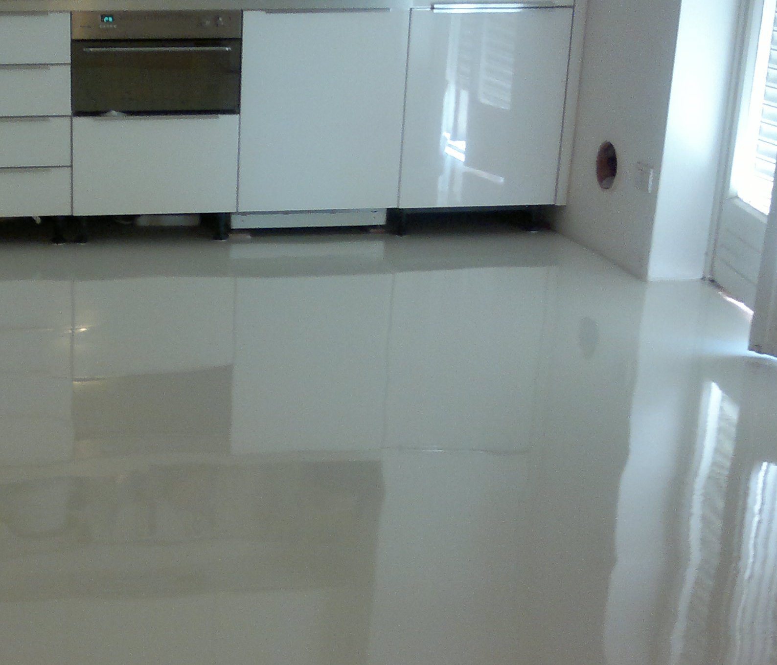 pavimenti in resina per appartamenti, loft