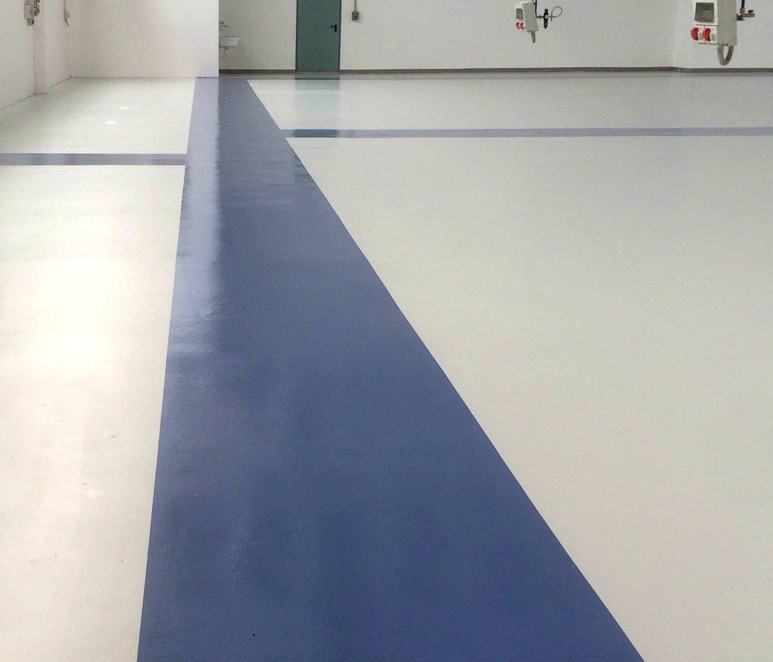 pavimenti in resina per destinazioni d'uso diverse